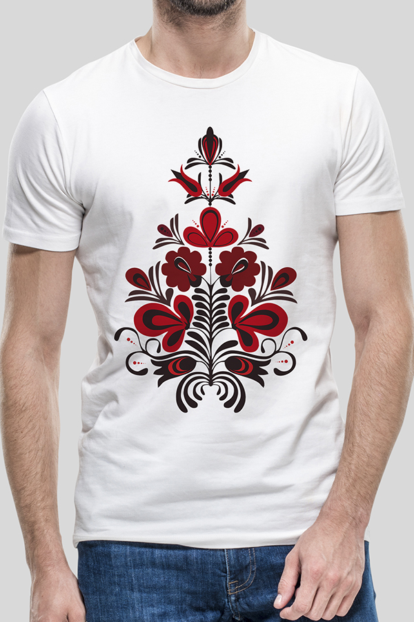 "T-shirt ""Ornament"""