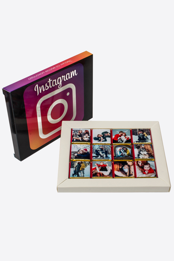 "Mini ""Instagram"" with your photo"